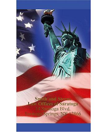 America The Beautiful Cal W/ Vinyl