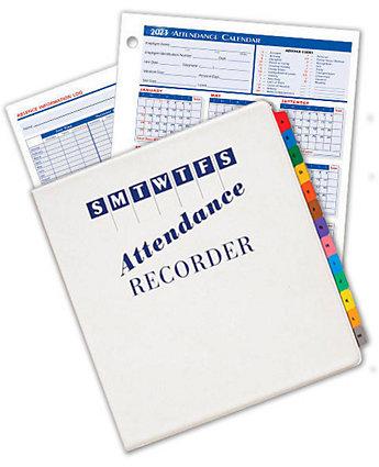 2015 Attendance Calendar Start Kit