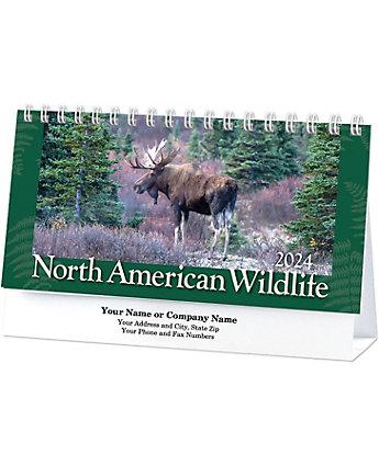 North American Wildlife Desk Cal.