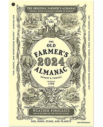 Old Farmer's Almanac Booklet