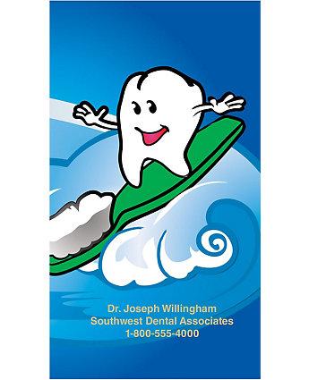 Dental Wave Calendar Monthly