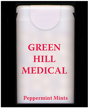 Peppermint Breath Mints