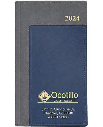 Clifton Pocket Calendar Monthly