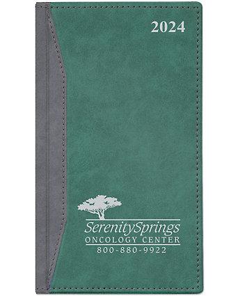 Bryne Pocket Calendar Monthly