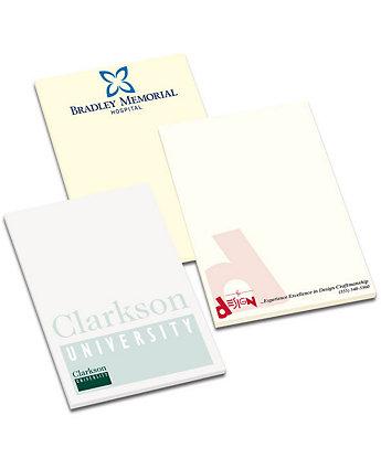 4 X 6 Adhesive Note Pad 50 Sheets