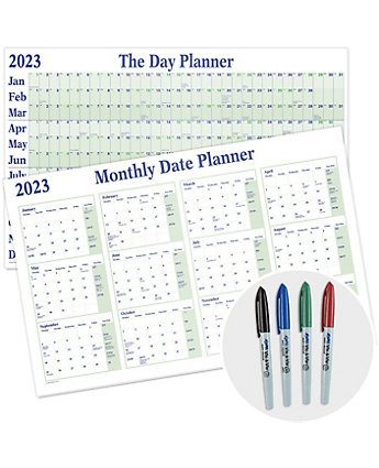 Wall Day Planner 24 X 38