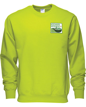 Sweatshirt 50/50 Embroidered