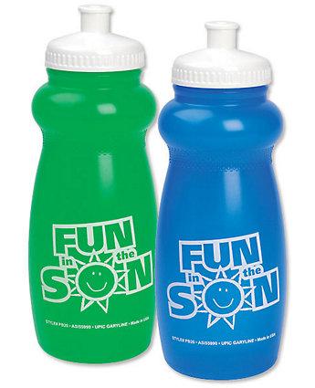 Translucent Gripper Bottle 20 oz