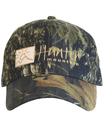 Cap Camo Mesh Back Screened