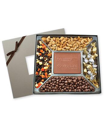 box of chocolate and treats
