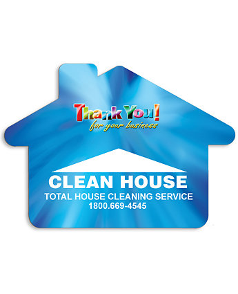 House Magnet Full Color Print