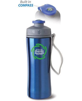 Compass Hydration Ss Bottle 20 oz
