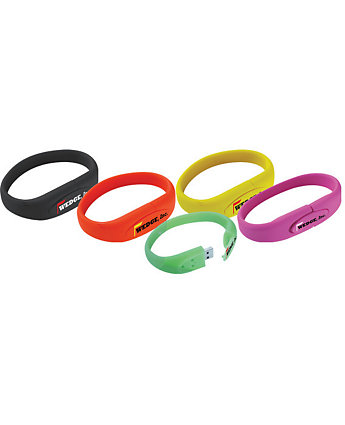 USB Flash Drive Bracelet 1Gb