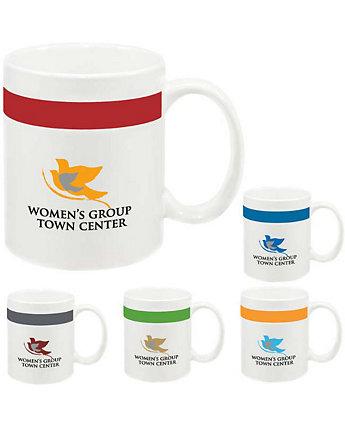 Color Stripe Mug 11 oz