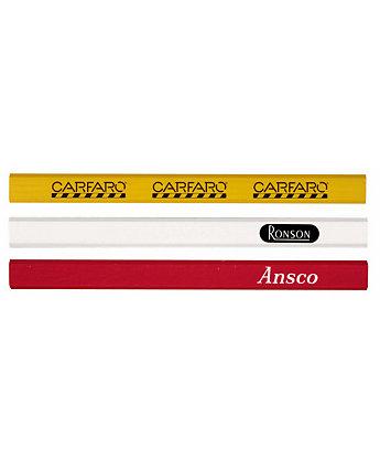 Red Lead Carpenter Pencil