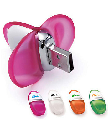 Bugsy USB 2.0 Flash Drive 1Gb