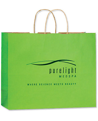 Matte Finish Paper Bag 16X6x13