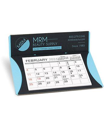 Crescent Desk Calendar