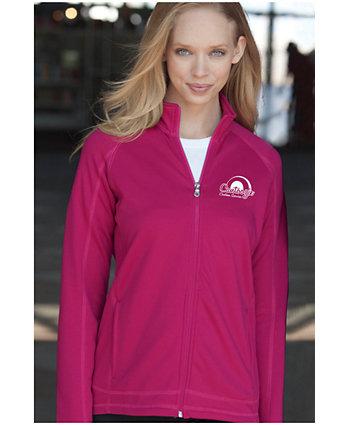 Microfleece Zip Jacket Womens