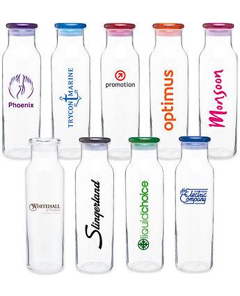 H2go Vibe Glass Bottle 22 oz