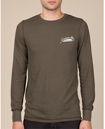 Mens 4.7Oz Mens Long Sleeve Thermal