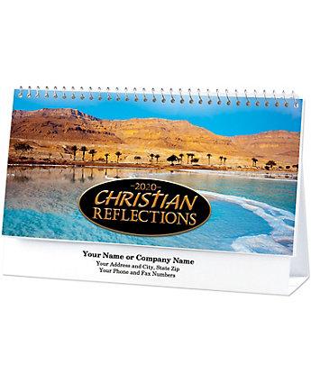 Christian Reflections Desk Calendar
