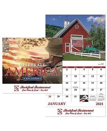 Celebrate America Wall Calendar