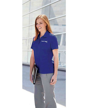 Polo W/Snag Guard Embroidered Women