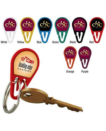 Keyzee Nail Saving Key Ring