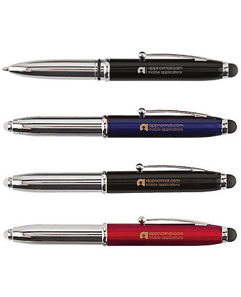Iwrite Touch Stylus With LED & Pen