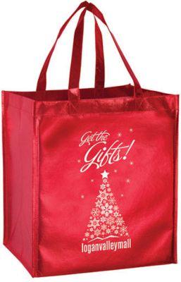 Large Metallic Gift Bag