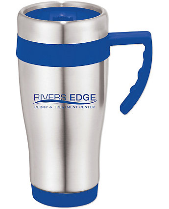 Seaside Travel Mug 15 oz