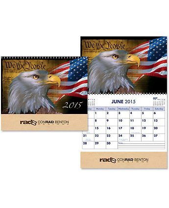 Budget Plus Calendar We The People