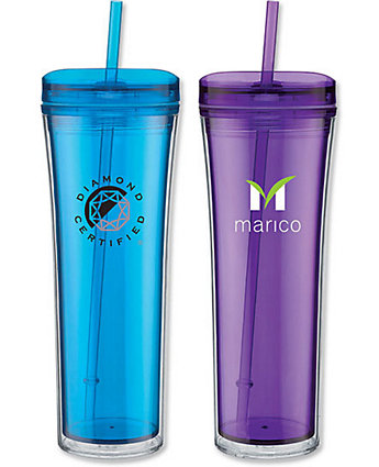 Boost Tumbler And Straw 20 oz