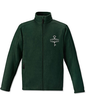 Jacket Fleece Embroidered