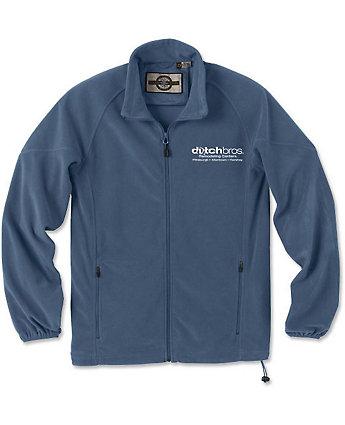 Microfleece Jacket Embroidered