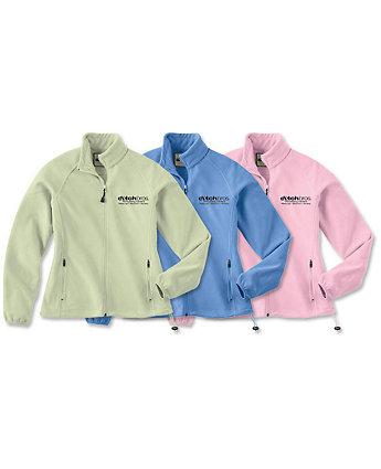 Microfleece Jacket Womens