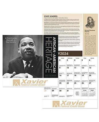 African American Heritage Calendar