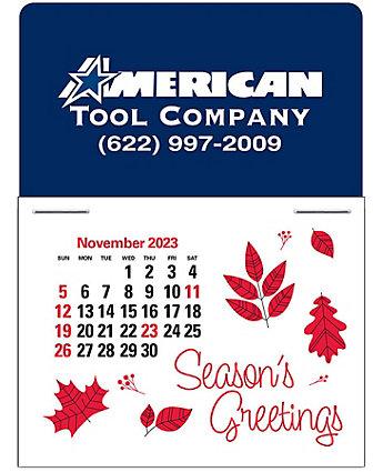 Press-N-Stick Calendars