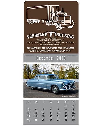 Cruisin Cars Picture Stick Calendar