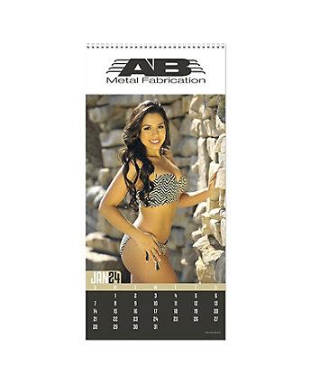 Swimsuit Large Photo Wall Calendar