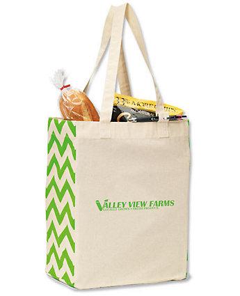 Cotton Tote Bag - Large Capacity