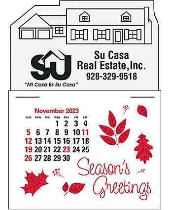 House Value Stick Calendar
