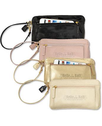 Isaac Mizrahi Ava Wristlet Wallet