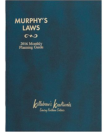 Murphys Law Planner