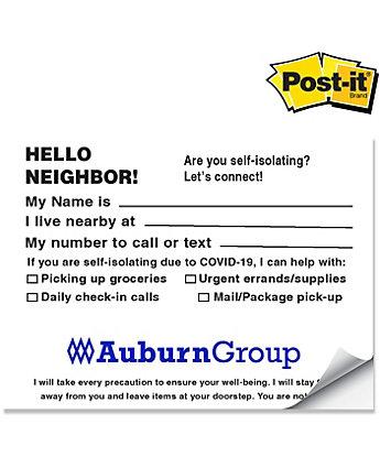 Post-it® Note-3 X 4- 50 Sheet