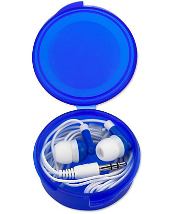 ear buds with logo