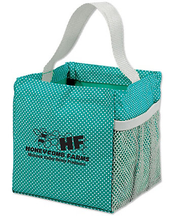 utility tote bag with logo