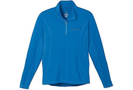 Caltech mens quarter zip jacket