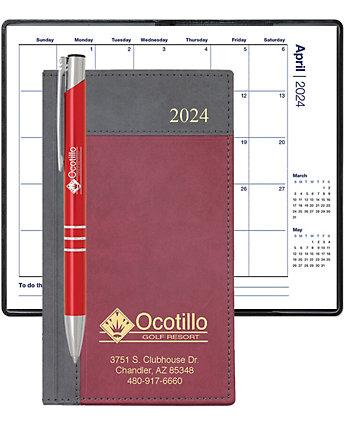 Clifton Monthly/Delane Pen Giftset